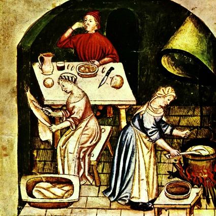 enogastronomia medievale non solo dame e cavalieri | radio lab catania