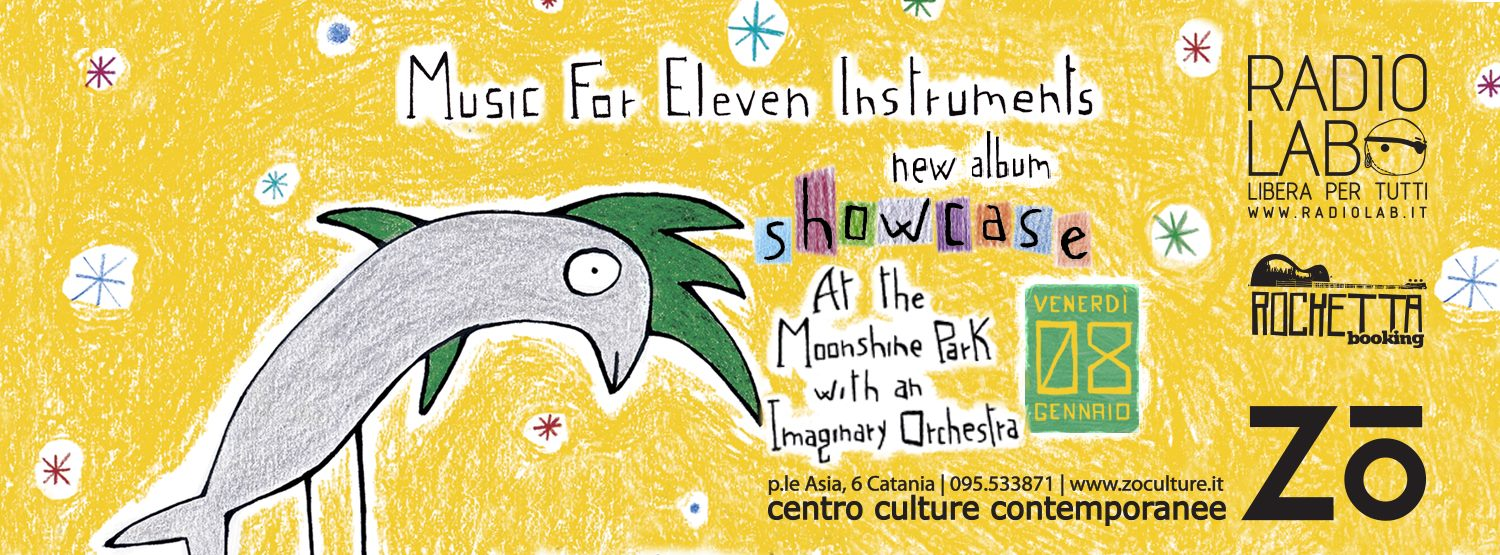 Music for Eleven Instruments live @ Zo