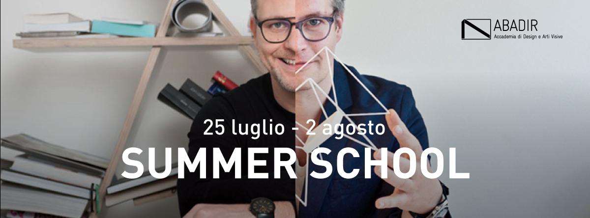 ABADIR SUMMER SCHOOL 25 luglio - 2 agosto